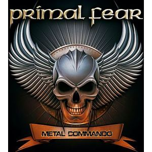 Primal Fear Metal Commando 2-CD standard