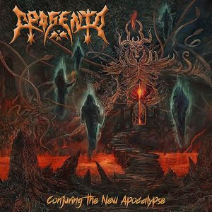 Aposento Conjuring the new apocalypse CD standard