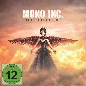 Mono Inc. The book of fire 3-CD & DVD standard