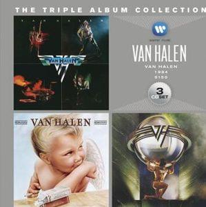 Van Halen The triple album collection 3-CD standard