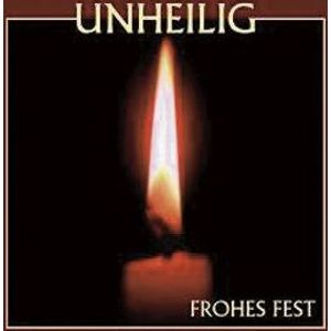 Unheilig Frohes Fest CD standard