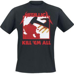 Metallica Kill 'Em All tricko černá