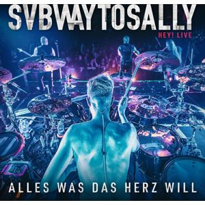 Subway To Sally Hey! Live - Alles Was Das Herz Will 2-CD standard