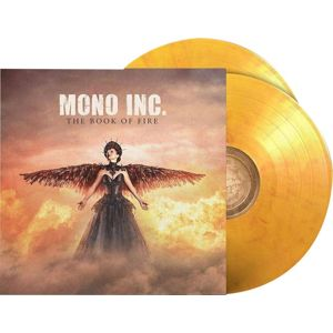 Mono Inc. The book of fire 2-LP potřísněné