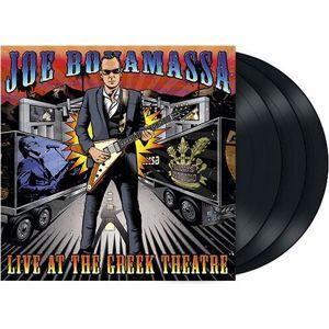 Joe Bonamassa Live at the Greek Theatre 3-LP standard