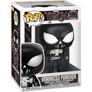 Venom (Marvel) Vinylová figurka č. 595 Venomized Punisher Sberatelská postava standard