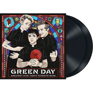 Green Day Greatest hits: God's favorite band 2-LP standard