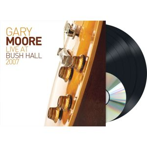 Gary Moore Live at Bush Hall 2007 2-LP & CD standard