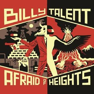 Billy Talent Afraid of heights CD standard