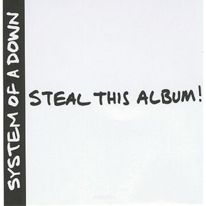 System Of A Down Steal this album CD standard