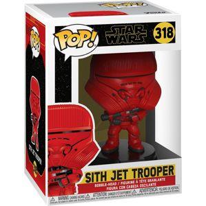 Star Wars Vinylová figurka č. 318 Episode 9 - The Rise of Skywalker - Sith Jet Trooper Sberatelská postava standard