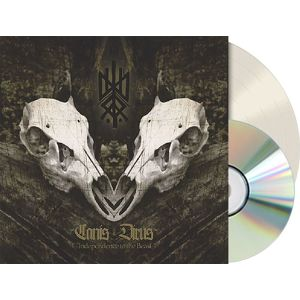Canis Dirus Independence to the beast LP & CD bílá