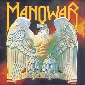 Manowar Battle hymns CD standard
