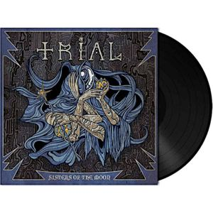 Trial (SWE) Sisters of the moon 7 inch-EP standard