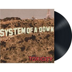 System Of A Down Toxicity LP standard