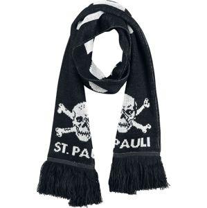 FC St. Pauli FC St. Pauli - Skull šátek cerná/bílá