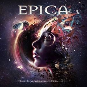Epica The holographic principle CD standard