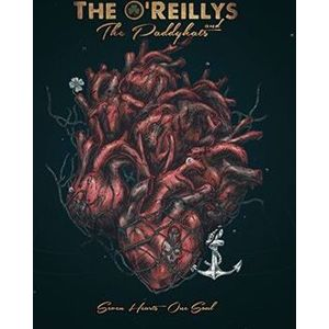 The O' Reillys And The Paddyhats Seven hearts - One soul CD standard