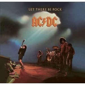 AC/DC Let there be Rock CD standard