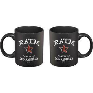 Rage Against The Machine Battle Of L.A. Hrnek černá
