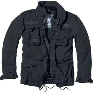 Brandit M65 Giant zimní bunda černá