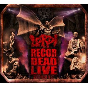 Lordi Recordead Live - Sextourcism In Z7 2-CD & Blu-ray standard