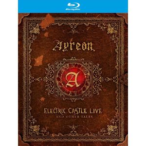 Ayreon Electric castle live and other tales Blu-Ray Disc standard