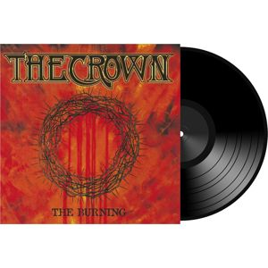 The Crown The burning LP standard
