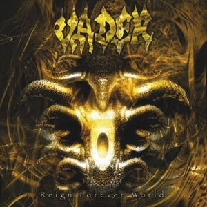 Vader Reign forever world MINI-CD standard
