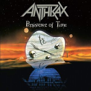 Anthrax Persistence of time 3-CD standard