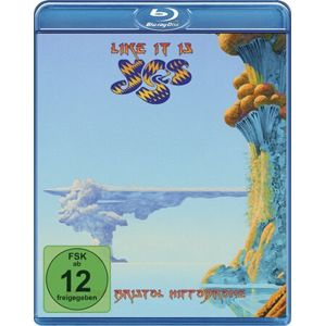 Yes Like it is - Yes at the Bristol Hippodrome Blu-Ray Disc standard