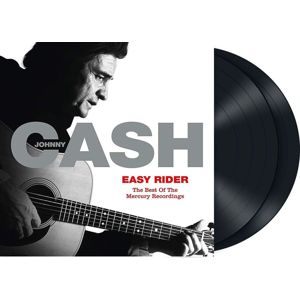 Johnny Cash Easy Rider: The Best Of The Mercury 2-LP standard
