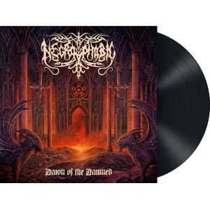 Necrophobic Dawn of the damned LP standard