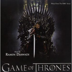 Game Of Thrones Oficiální soundtrack Game Of Thrones CD standard