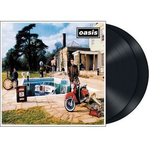 Oasis Be here now 2-LP standard