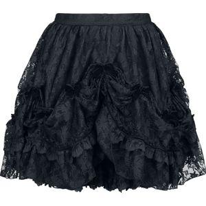 Sinister Gothic Sukně Gothic sukne černá