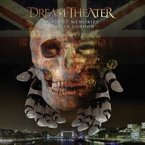 Dream Theater Distant memories - Live in London 3-CD & 2-Blu-ray & 2-DVD standard