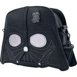 Star Wars Loungefly - POP! by Loungefly - Darth Vader Taška pres rameno černá