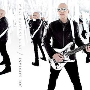 Joe Satriani What happens next CD standard