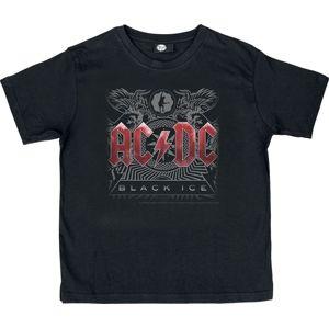 AC/DC Black Ice Kids detské tricko černá
