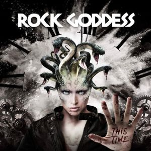 Rock Goddess This time CD standard