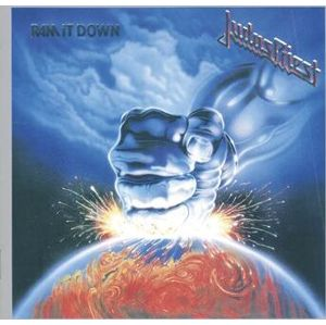 Judas Priest Ram It Down CD standard