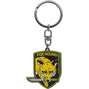 Metal Gear Solid Foxhound Klíčenka vícebarevný