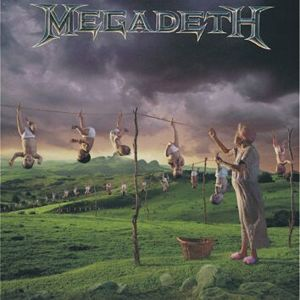 Megadeth Youthanasia CD standard