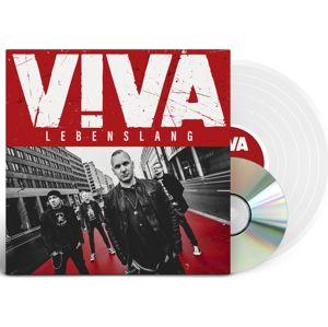 Viva Lebenslang LP & CD bílá
