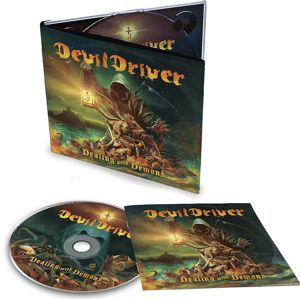 DevilDriver Dealing with demons part 1 CD standard