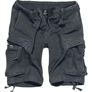 Brandit Vintage Shorts Šortky antracitová