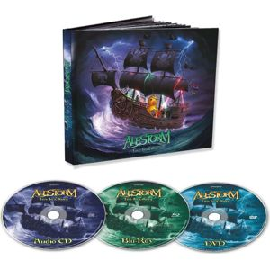 Alestorm Live in Tilburg CD & DVD & Blu-ray standard