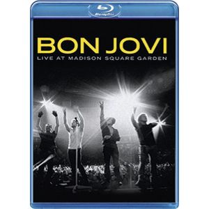 Bon Jovi Live at Madison Square Garden Blu-Ray Disc standard