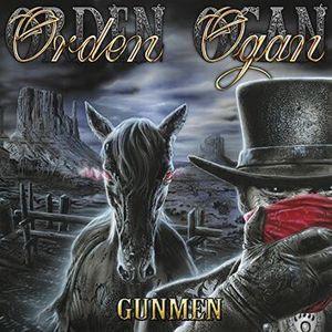 Orden Ogan Gunmen CD & DVD standard